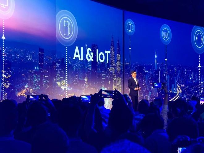 Samsung tai IFA 2018: 'AI khong dang lo ngai' hinh anh 2