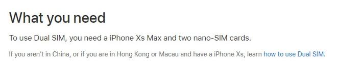 Nguoi dung o Viet Nam kho mua duoc iPhone dung 2 SIM hinh anh 2