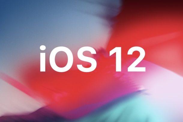 Dem nay, Apple phat hanh iOS 12 hinh anh