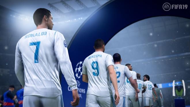 Ronaldo lam kho game FIFA nhu the nao? hinh anh 1
