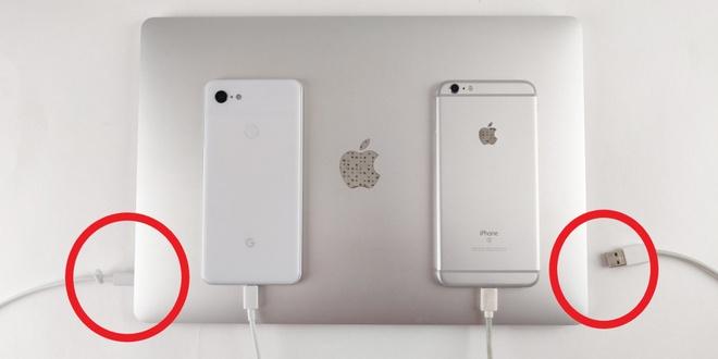 Gui Apple, da den luc dung cong USB Type-C cho iPhone hinh anh 1