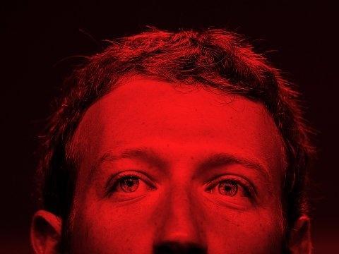 Khi Mark Zuckerberg noi gian hinh anh