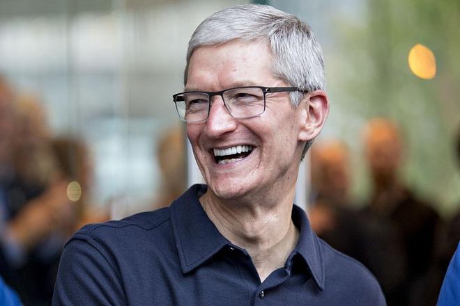 2 mat kieu Apple: De cao su rieng tu nhung bat tay voi Google hinh anh