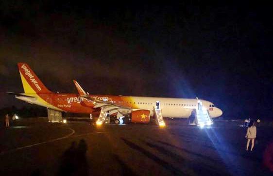 May bay cua VietJet Air la chiec A321neo dau tien gap tai nan hinh anh