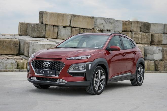 Nen mua Ford EcoSport hay Hyundai Kona? hinh anh