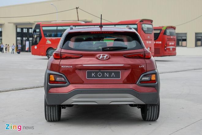 Nen mua Ford EcoSport hay Hyundai Kona? hinh anh 6