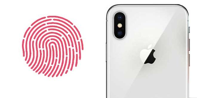 Cam bien van tay co the tro lai tren iPhone 2019 hinh anh