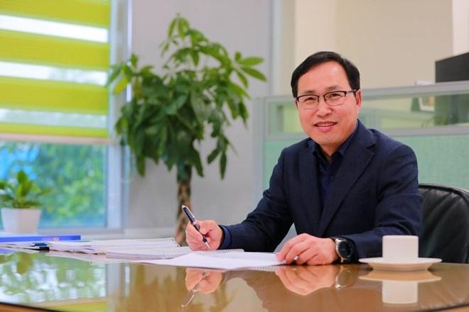 Samsung Viet Nam cong bo 2 tong giam doc moi hinh anh 1