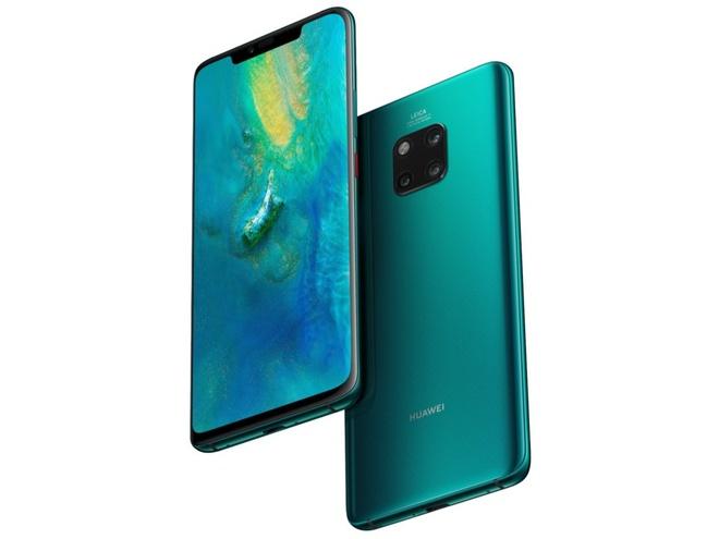 Pin của Huawei Mate20 Pro. Chiếc điện thoại này có pin 4.200 mAh, với thời gian sử dụng thực tế là 2 ngày.