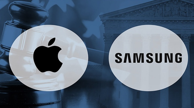 Samsung chia se noi dau Trung Quoc voi Apple hinh anh