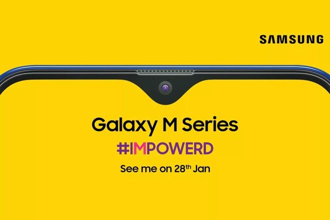 Samsung sap ra Galaxy M gia re, doi dau truc tiep Xiaomi hinh anh