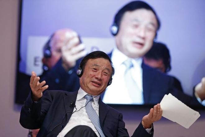 Cha de Huawei xuat hien sau thoi gian dai an minh hinh anh
