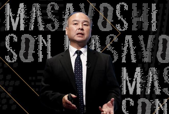 Masayoshi Son - ong trum dang sau nhung de che cong nghe hinh anh