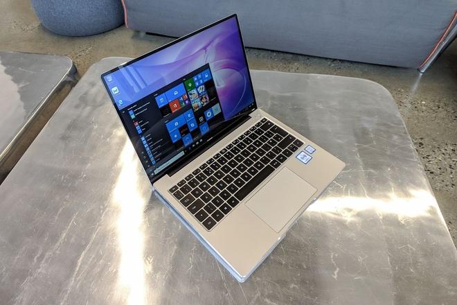 Anh chi tiet Huawei MateBook X Pro vua ra mat hinh anh 10