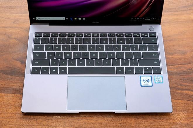 Anh chi tiet Huawei MateBook X Pro vua ra mat hinh anh 3