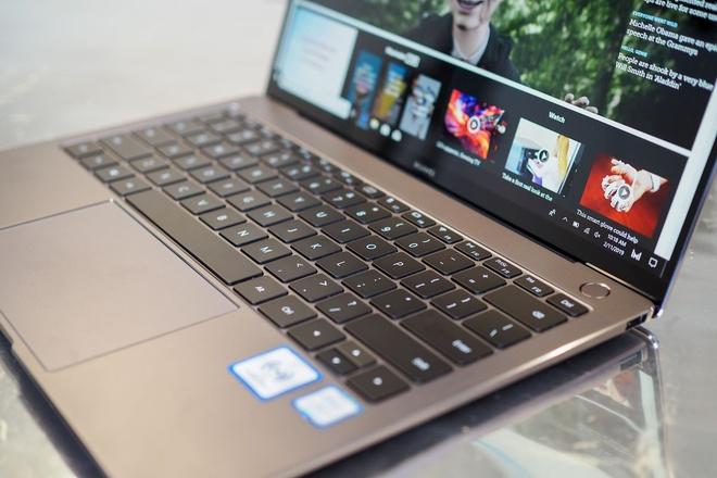 Anh chi tiet Huawei MateBook X Pro vua ra mat hinh anh 5
