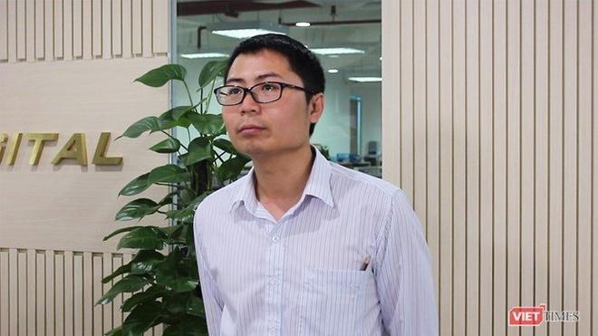Ông Nguyễn Quang Đồng, Viện trưởng Viện Nghiên cứu Chính sách và Phát triển Truyền thông. Ảnh: VietTimes