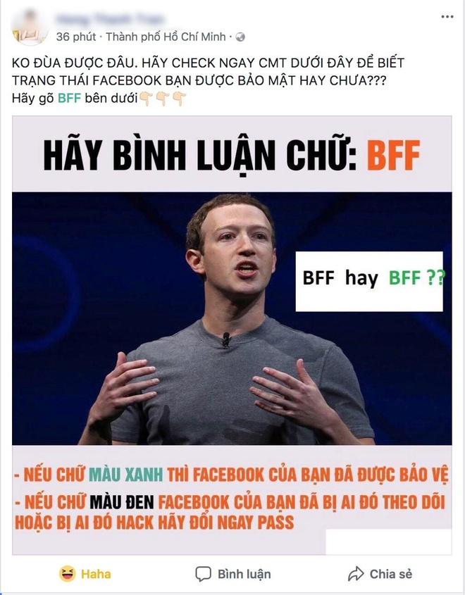 Facebook sap, dan mang lai tung tro lua 'bisou' de kiem tra an toan hinh anh 2