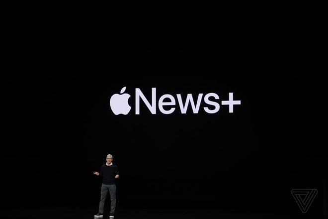 Apple ra mat News+, doc tap chi, nguon tin cao cap gia 10 USD/thang hinh anh 1
