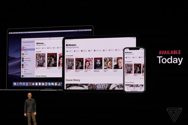 Apple ra mat News+, doc tap chi, nguon tin cao cap gia 10 USD/thang hinh anh 3