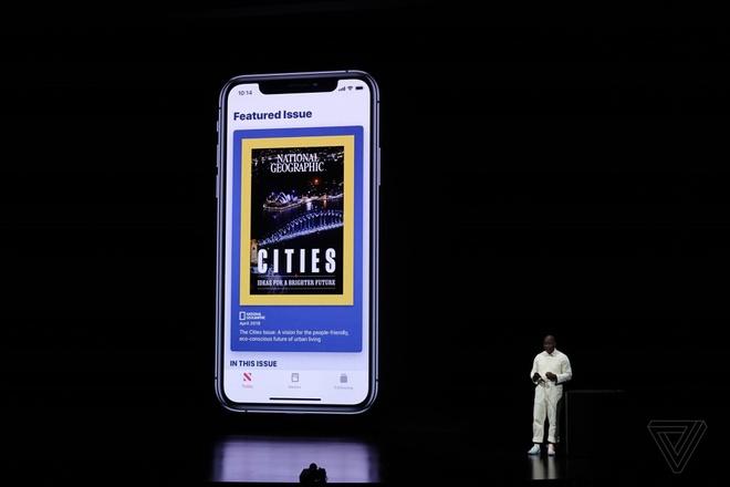 Apple ra mat News+, doc tap chi, nguon tin cao cap gia 10 USD/thang hinh anh 2