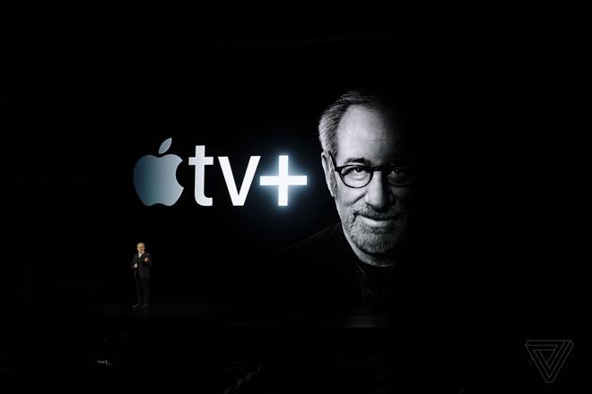 Apple tro thanh nha lam phim voi dich vu TV+ hinh anh 1