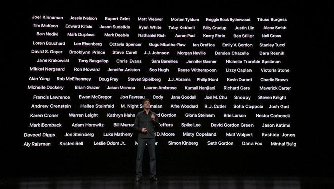 Apple tro thanh nha lam phim voi dich vu TV+ hinh anh 3