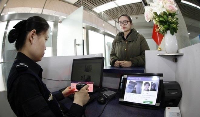 Camera giam sat giup canh sat Trung Quoc bat hon 10.000 toi pham hinh anh 2