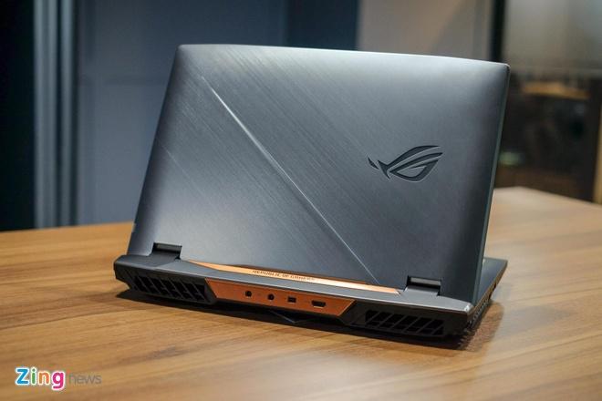 Chi tiet Asus ROG G703 - laptop game 'be bu' gia 120 trieu hinh anh 2