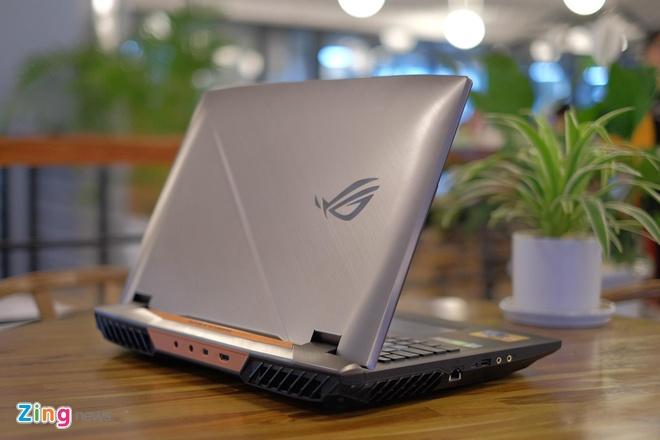 Chi tiet Asus ROG G703 - laptop game 'be bu' gia 120 trieu hinh anh 15