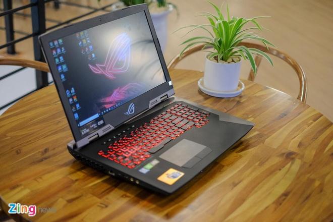 Chi tiet Asus ROG G703 - laptop game 'be bu' gia 120 trieu hinh anh 8