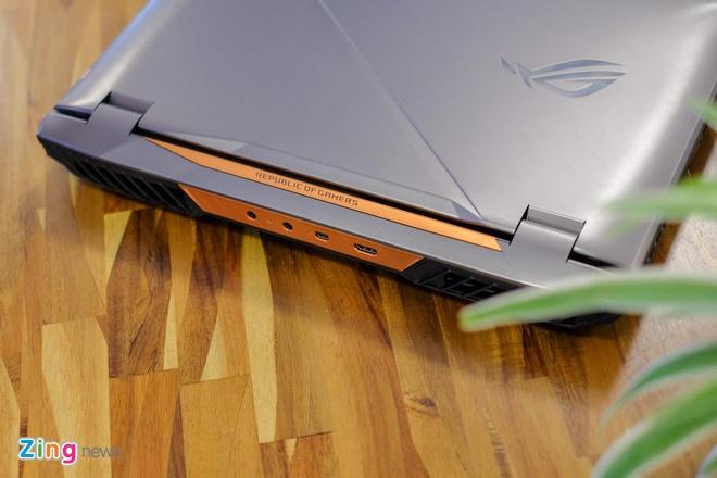 Chi tiet Asus ROG G703 - laptop game 'be bu' gia 120 trieu hinh anh 3