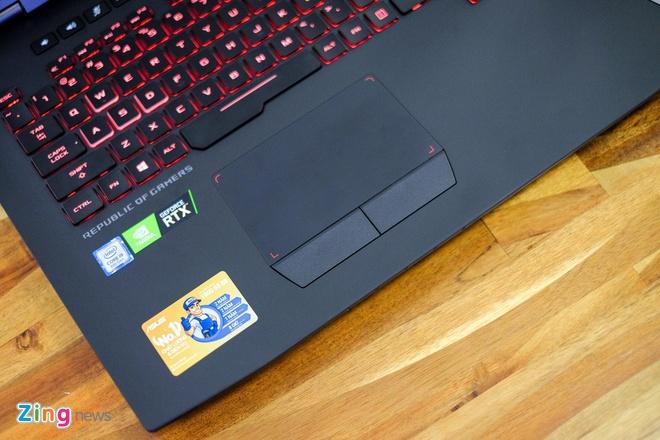 Chi tiet Asus ROG G703 - laptop game 'be bu' gia 120 trieu hinh anh 6
