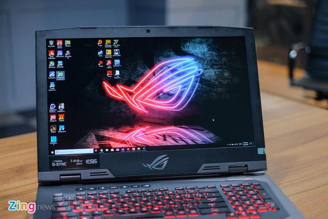 Chi tiet Asus ROG G703 - laptop game 'be bu' gia 120 trieu hinh anh 7