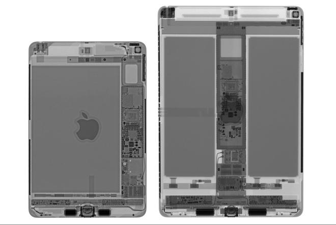 Mo iPad mini 2019 - lai tap du yeu to tu cac dong iPad khac nhau hinh anh 3