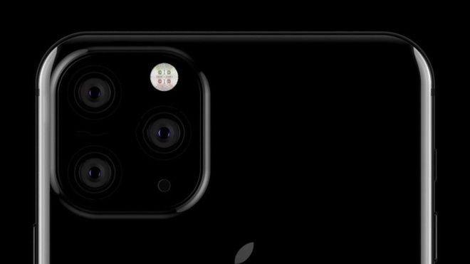 iPhone 2019 mang tin vui cho nguoi thich selfie hinh anh 1