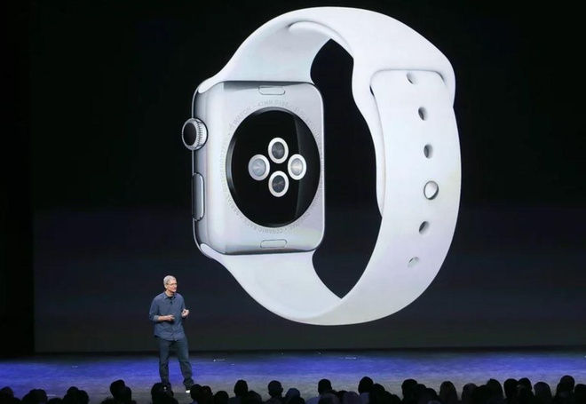 Apple thua kien hang dong ho chi vi cau noi 'One more thing' hinh anh 2
