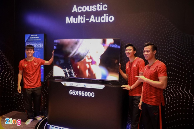 Sony ra mat loat TV Bravia 2019 tai Viet Nam hinh anh 7