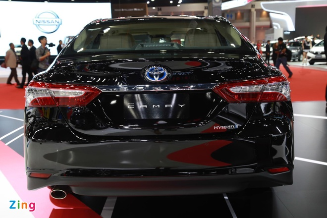 Vi sao Toyota Camry 2019 o VN van dung dong co cu anh 3