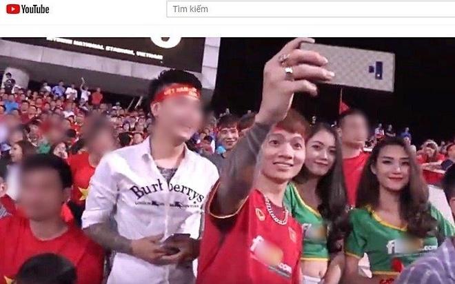 YouTube xuat hien clip Kha Banh, Tram Anh quang cao co bac hinh anh 1