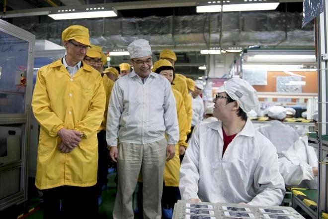 Cam ket gan bo voi iPhone, Foxconn san sang roi Trung Quoc hinh anh 2