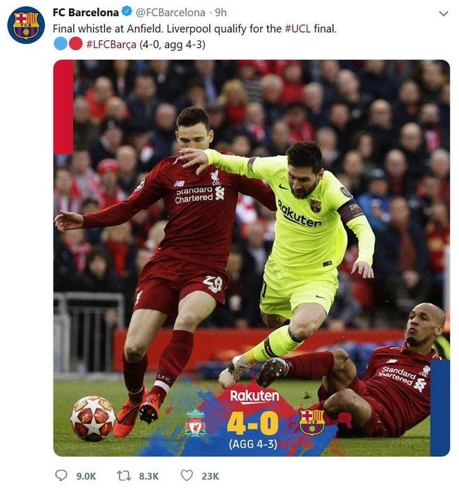 Internet day song sau dai chien Liverpool va Barcelona hinh anh 2