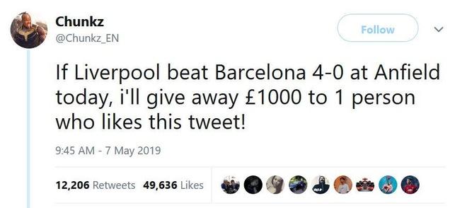 Internet day song sau dai chien Liverpool va Barcelona hinh anh 3