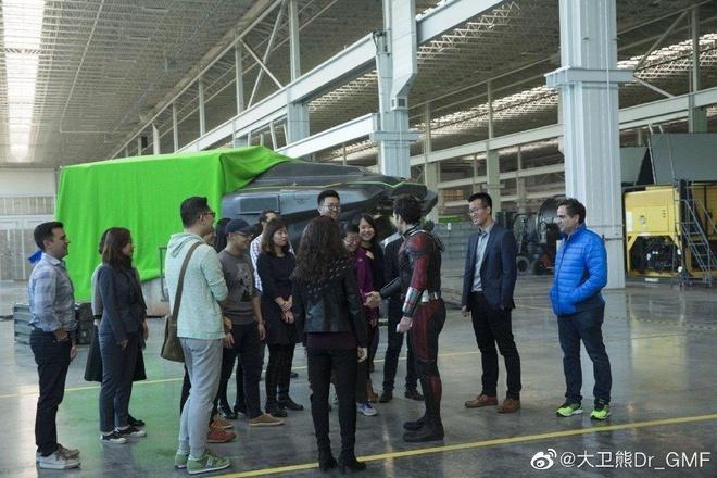 Da tim ra tru so that cua Avengers la mot cong ty may xuc TQ hinh anh 2