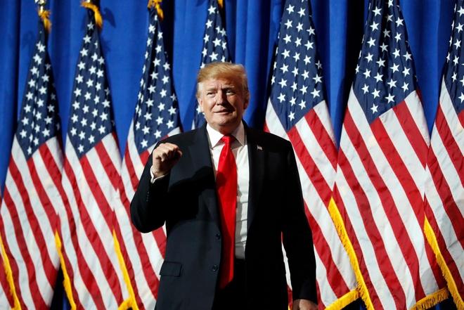 Ong Trump: 'Huawei nguy hiem nhung van co the thoa thuan' hinh anh 1