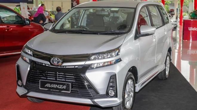 Toyota Avanza e am tai Viet Nam, lam mua lam gio o Indonesia hinh anh 1