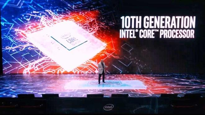 Intel ra Ice Lake, thế hệ CPU thương mại 10 nm đầu tiên - eSports