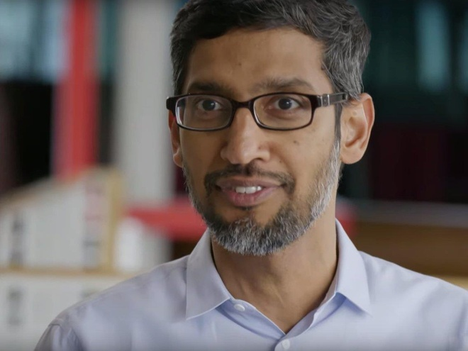 CEO Google thua nhan YouTube that bai trong viec loc noi dung doc hai hinh anh 1