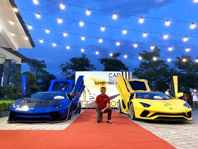 Car Passion 2019 - Lamborghini Aventador S gap su co,  van toi Moc Chau an toan anh 11