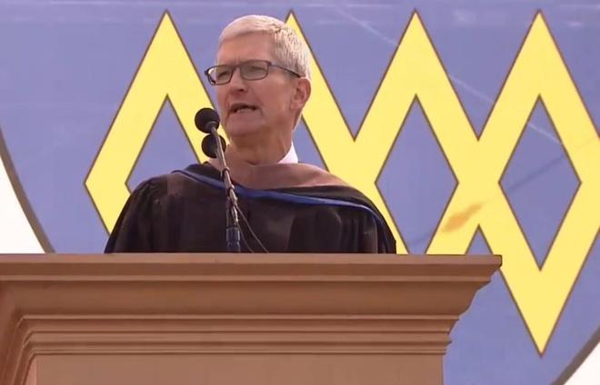 CEO Apple 'da deu' Facebook khong lam gi nhung lai muon duoc tin hinh anh 1